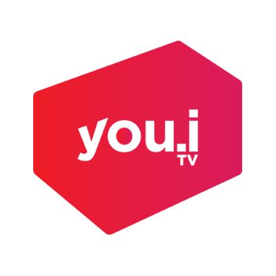 You.i.TV logo